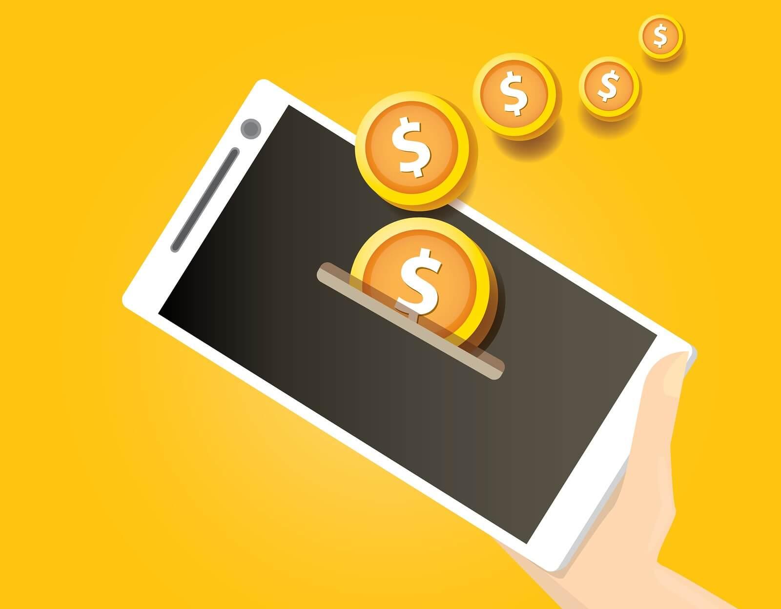 monetização app