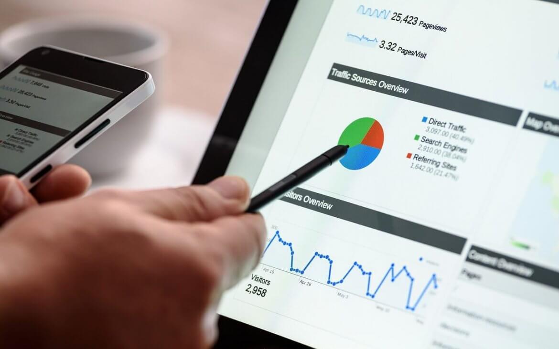 análise de dados - analytcs
